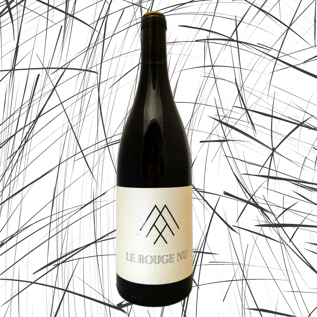 2018 Le Rouge Nu, Max sein Wein