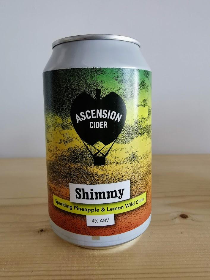 Shimmy, Ascension Cider