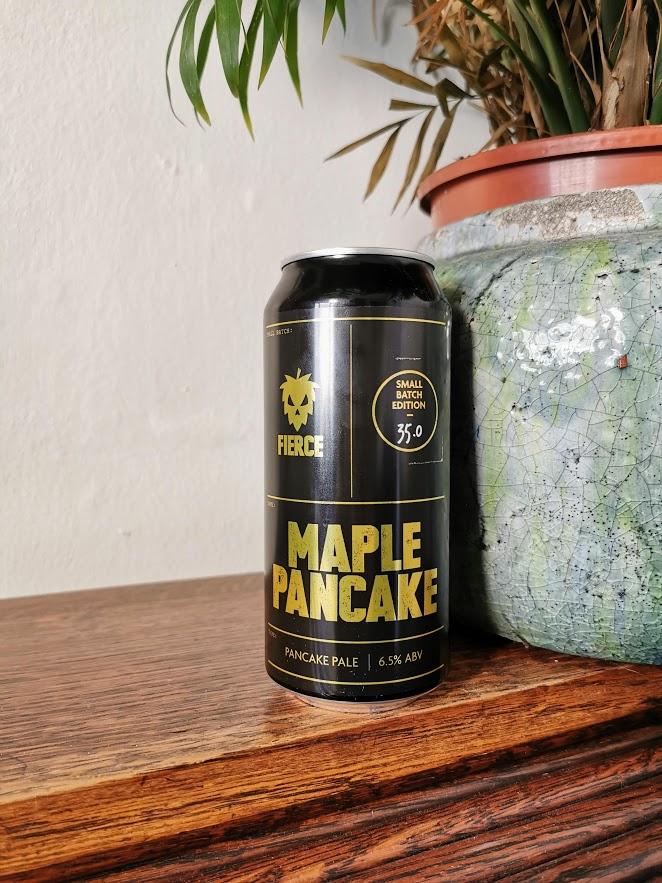 Maple Pancake Pale, Fierce Beer