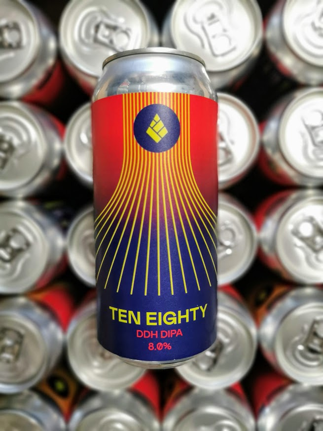 Ten Eighty DIPA, Drop Project