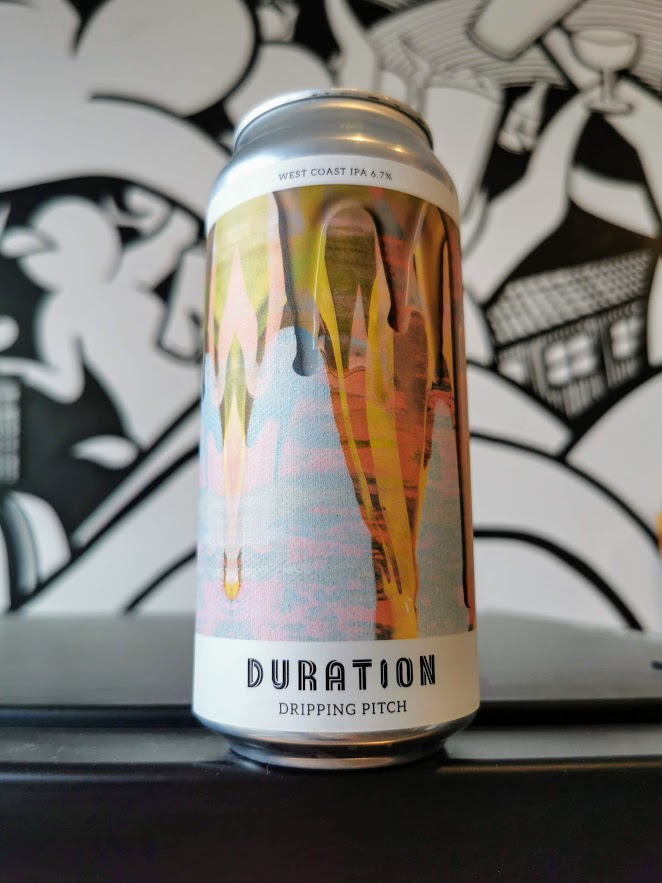 Dripping Pitch, Duration Brewing