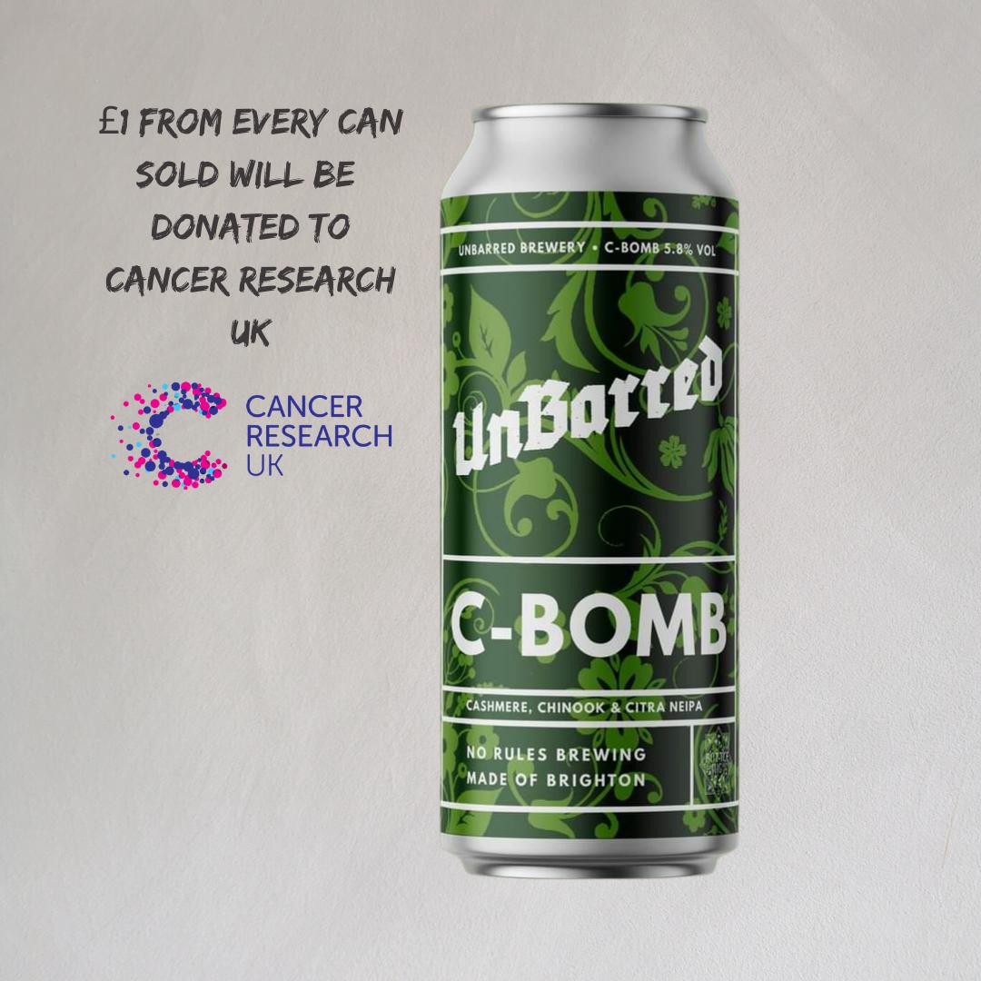 C Bomb, UnBarred x Bottle & Jug Dept.