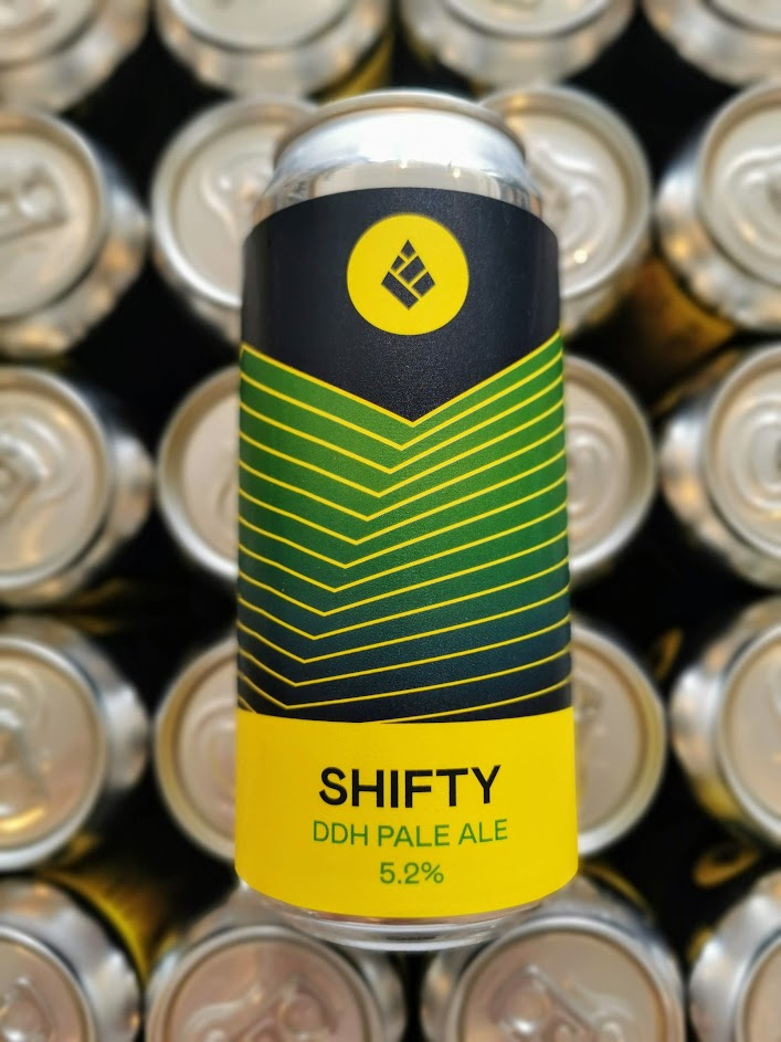 Shifty, Drop Brewing Project