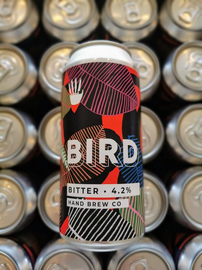 Bird Bitter, Hand Brew Co