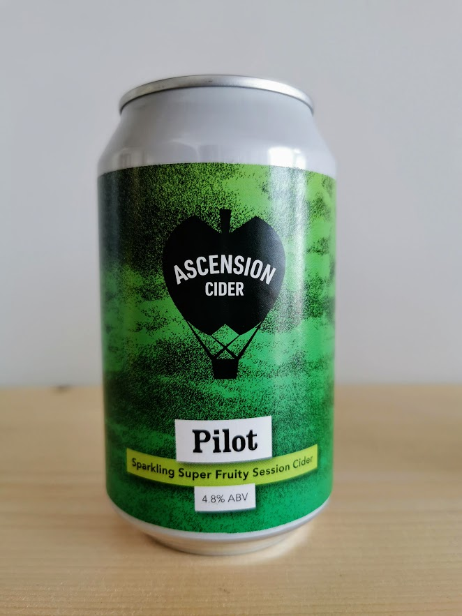 Pilot, Ascension Cider