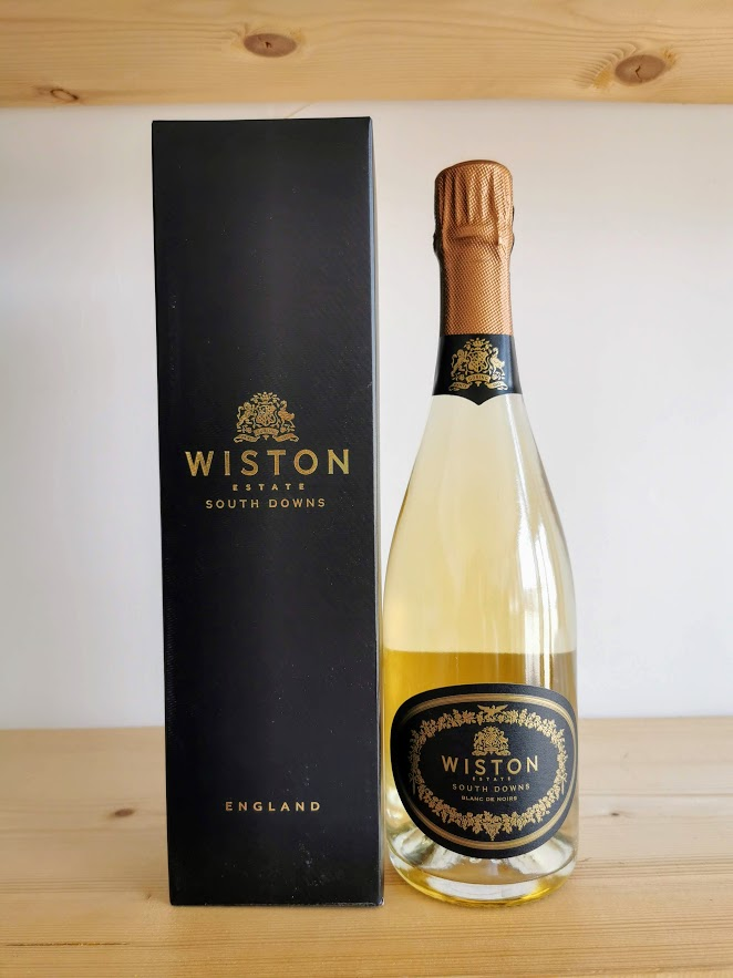 2010 Blanc de Noirs, Wiston Estate