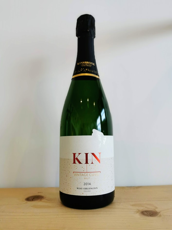 2014 Vintage Cuvee, Kinsbrook Vineyard