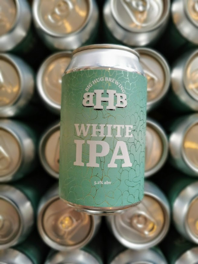 White IPA, Big Hug