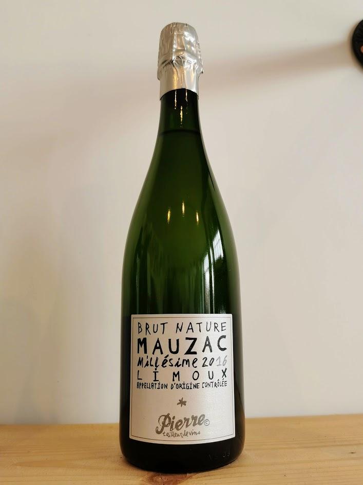 2016 Brut Nature Mauzac Limoux, Pierre Caizergues