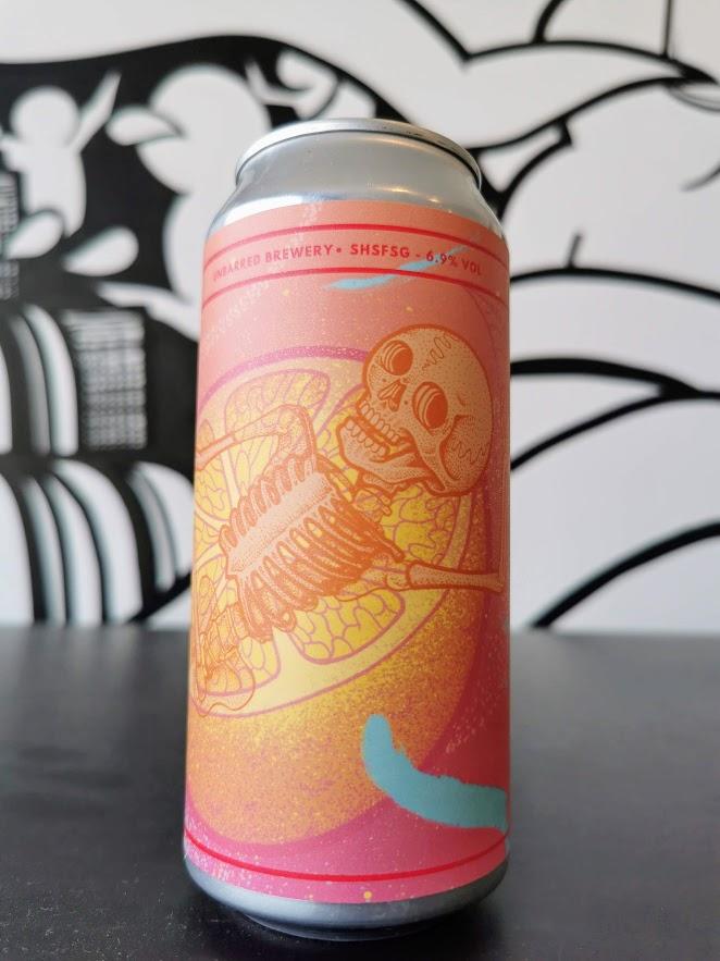 SHSF Simcoe & Grapefruit, UnBarred Brewery