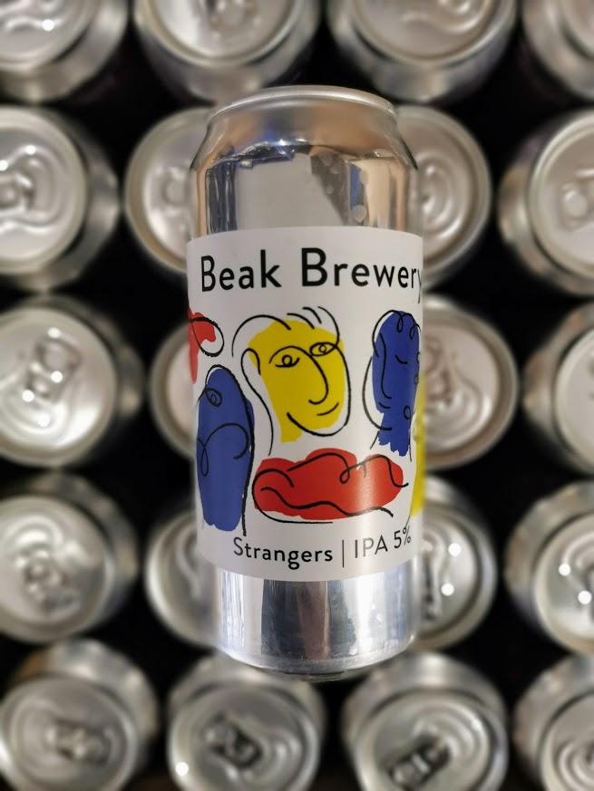 Strangers, Beak Brewery