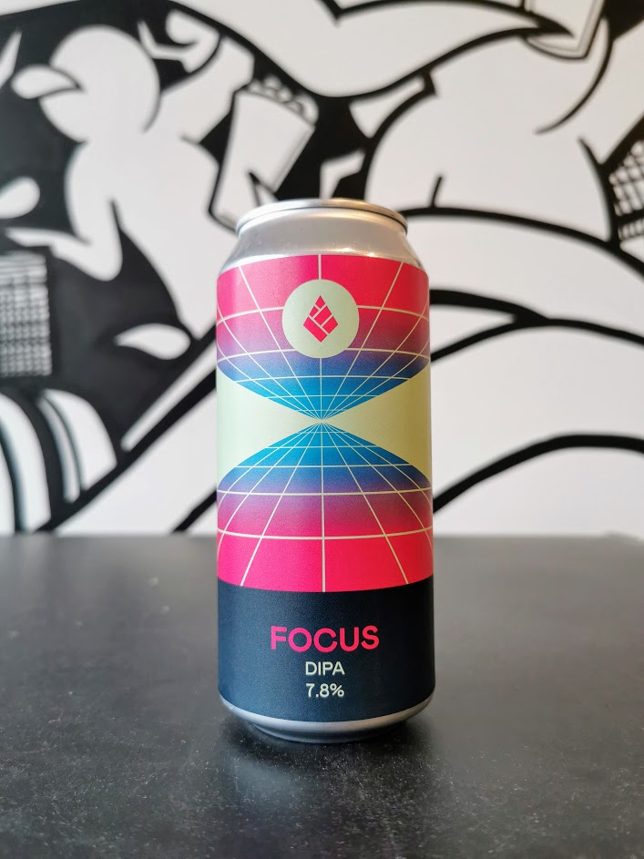 Focus, Drop Brewing Project