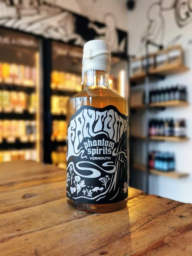 Fantoma Nordic Vermouth, Phantom Spirits