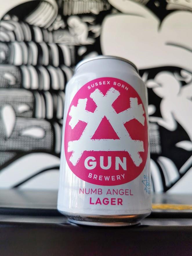 Numb Angel Lager, Gun
