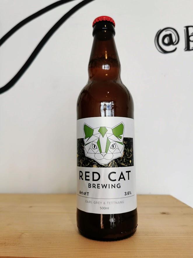 Art of T, Red Cat