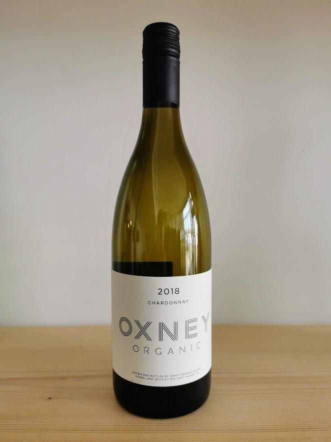 2018 Chardonnay, Oxney Organic
