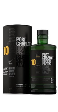 Bruichladdich Port Charlotte 10