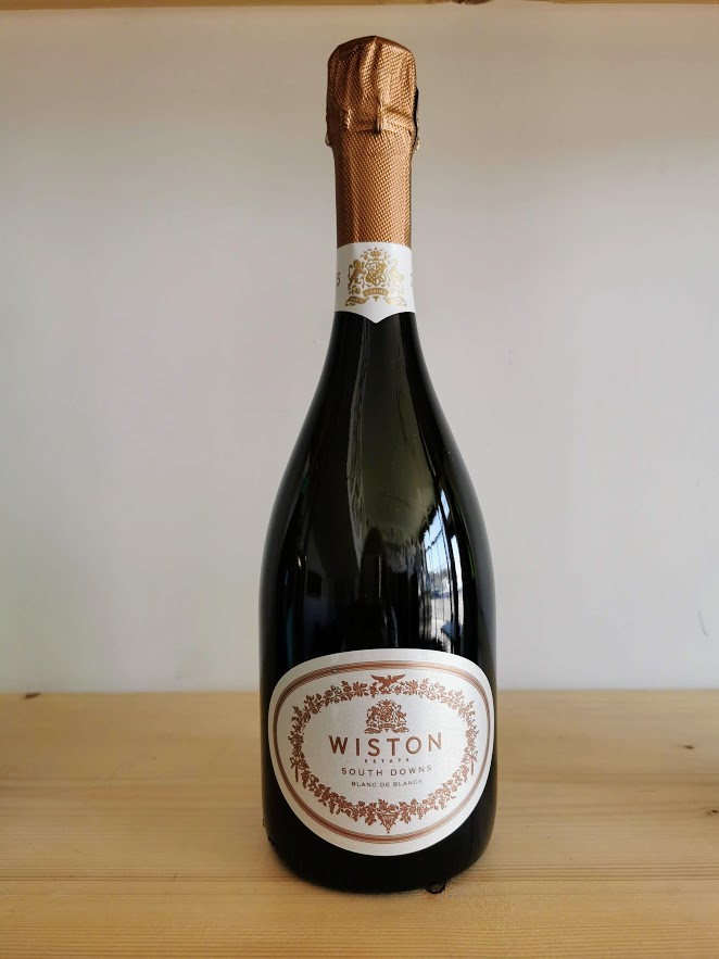 2015 Blanc de Blancs, Wiston Estate