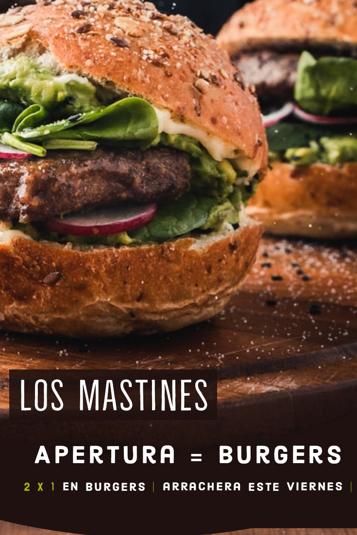 Los Mastines Dogos & Burgers