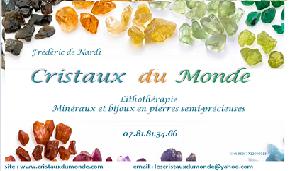 CRISTAUX DU MONDE