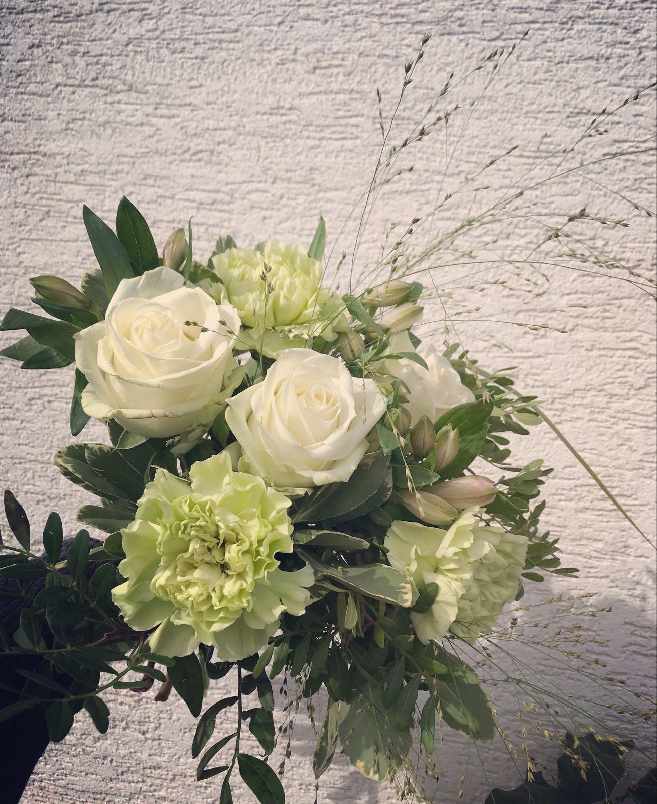 Floristens val - Kondoleans