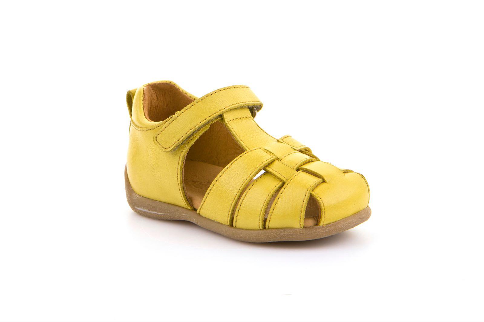 Froddo Yellow Sandal, G2150093-6