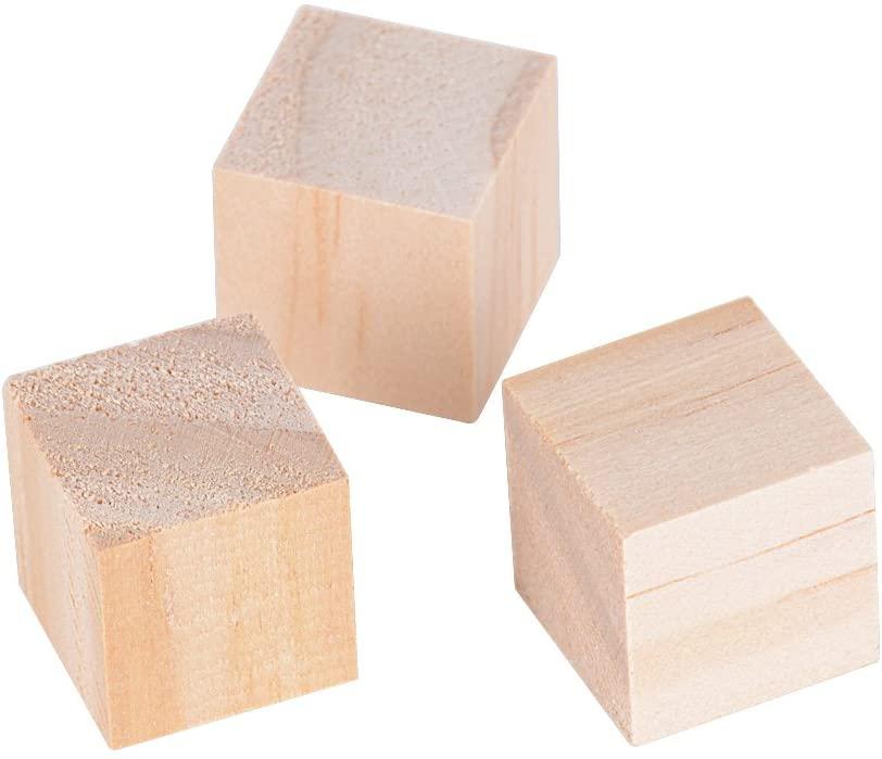 Holzwürfel (9er Set)