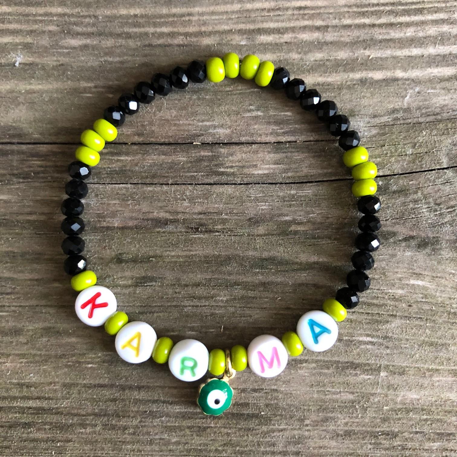 handgefertigtes Perlen-Armband