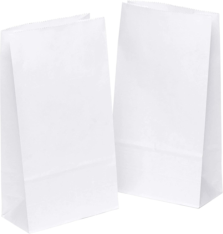 Papiertüte weiß (2 Größen)