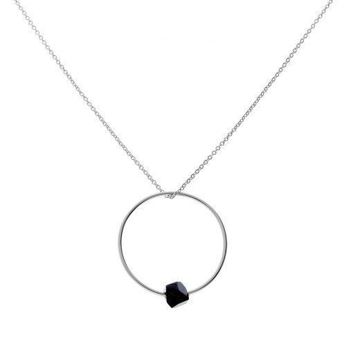 Halskette versilbert - verschiedene Varianten