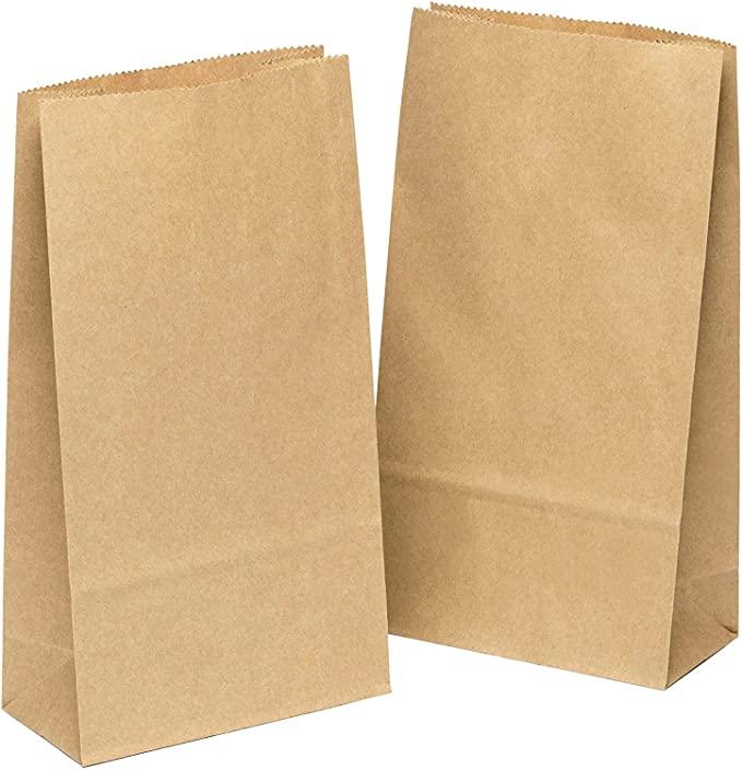 Papiertüte braun (2 Größen)
