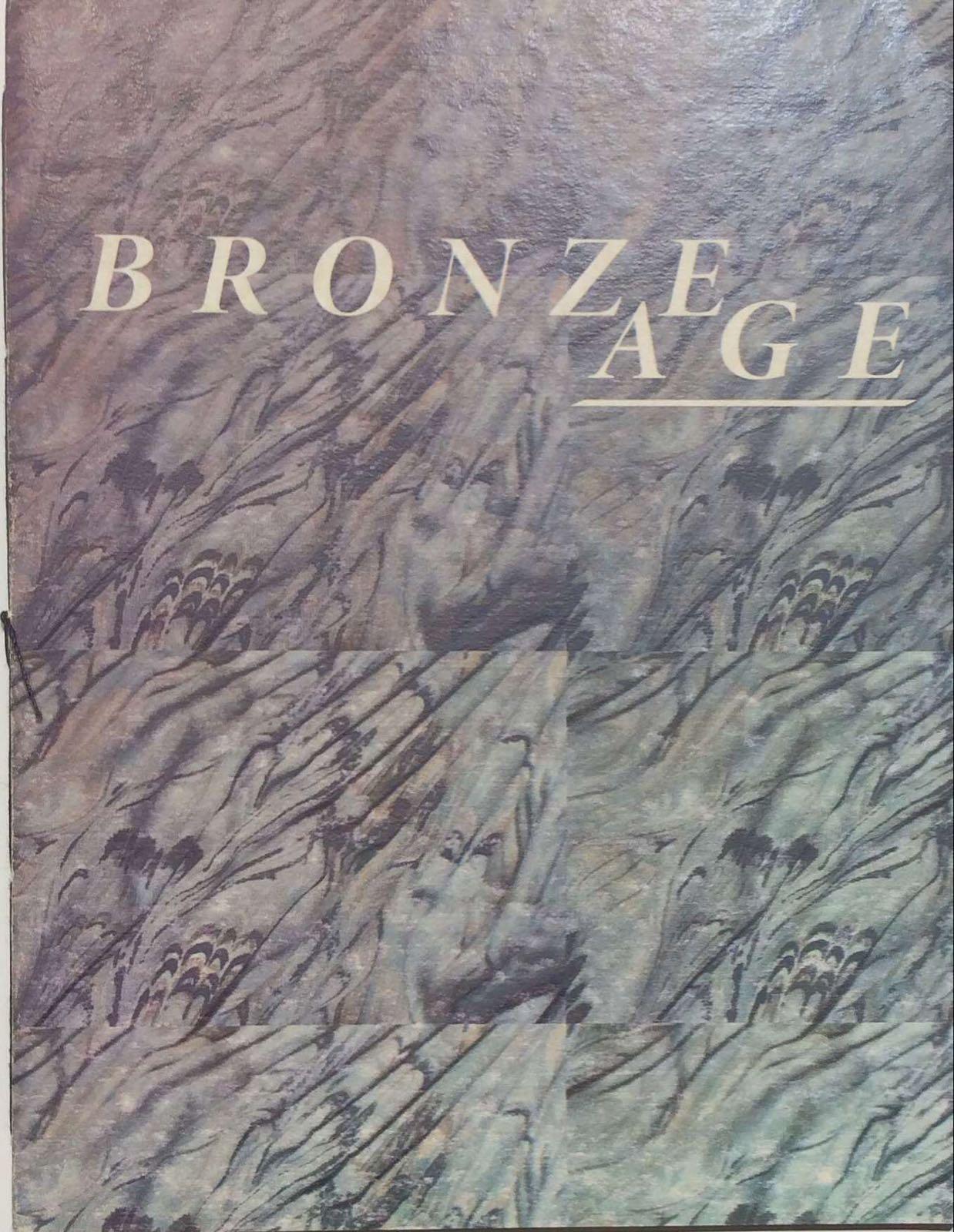 Bronze Age. Bronze Age