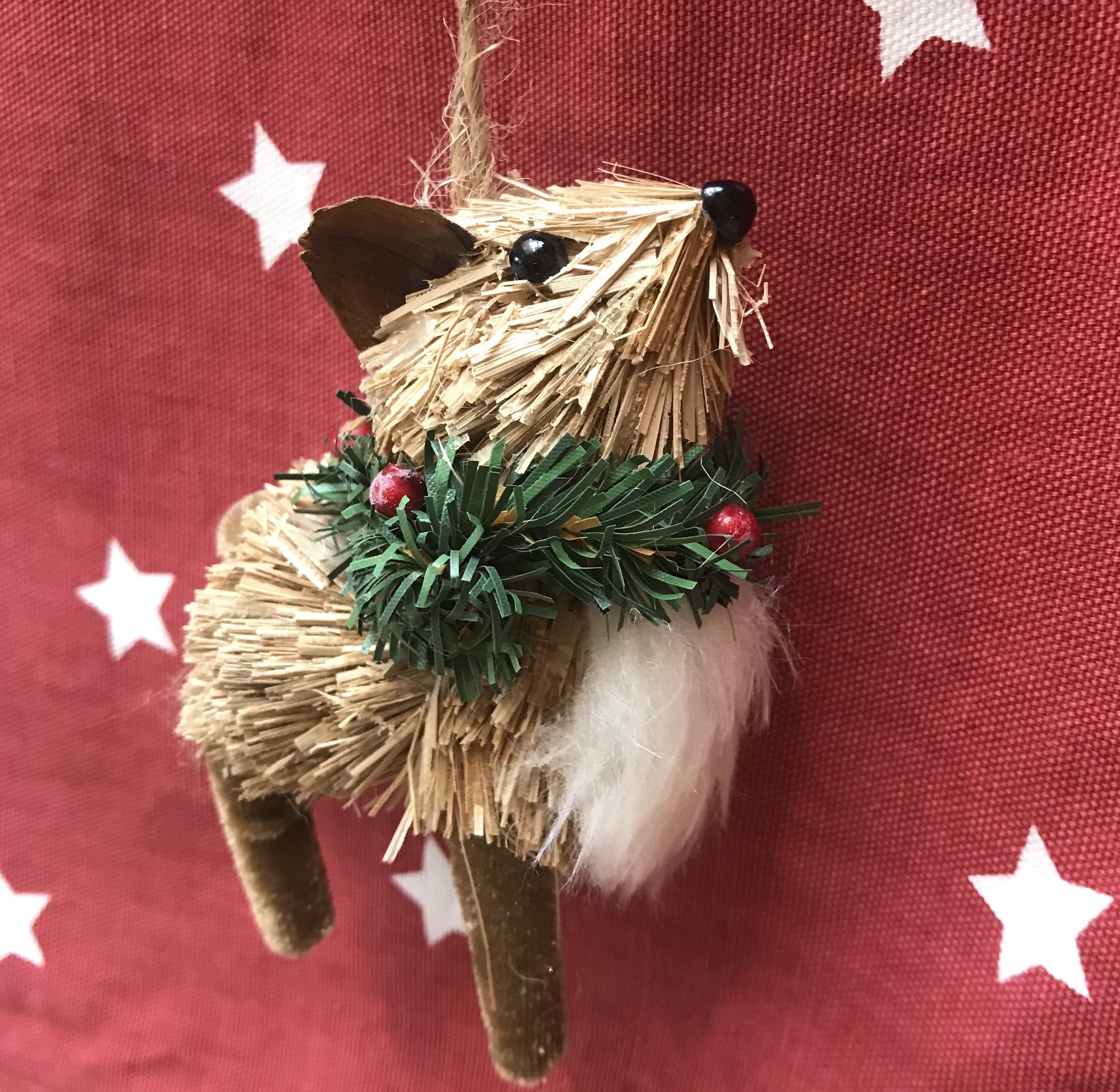 Baby Bristle Deer, Tree Decoration - was £5.75
