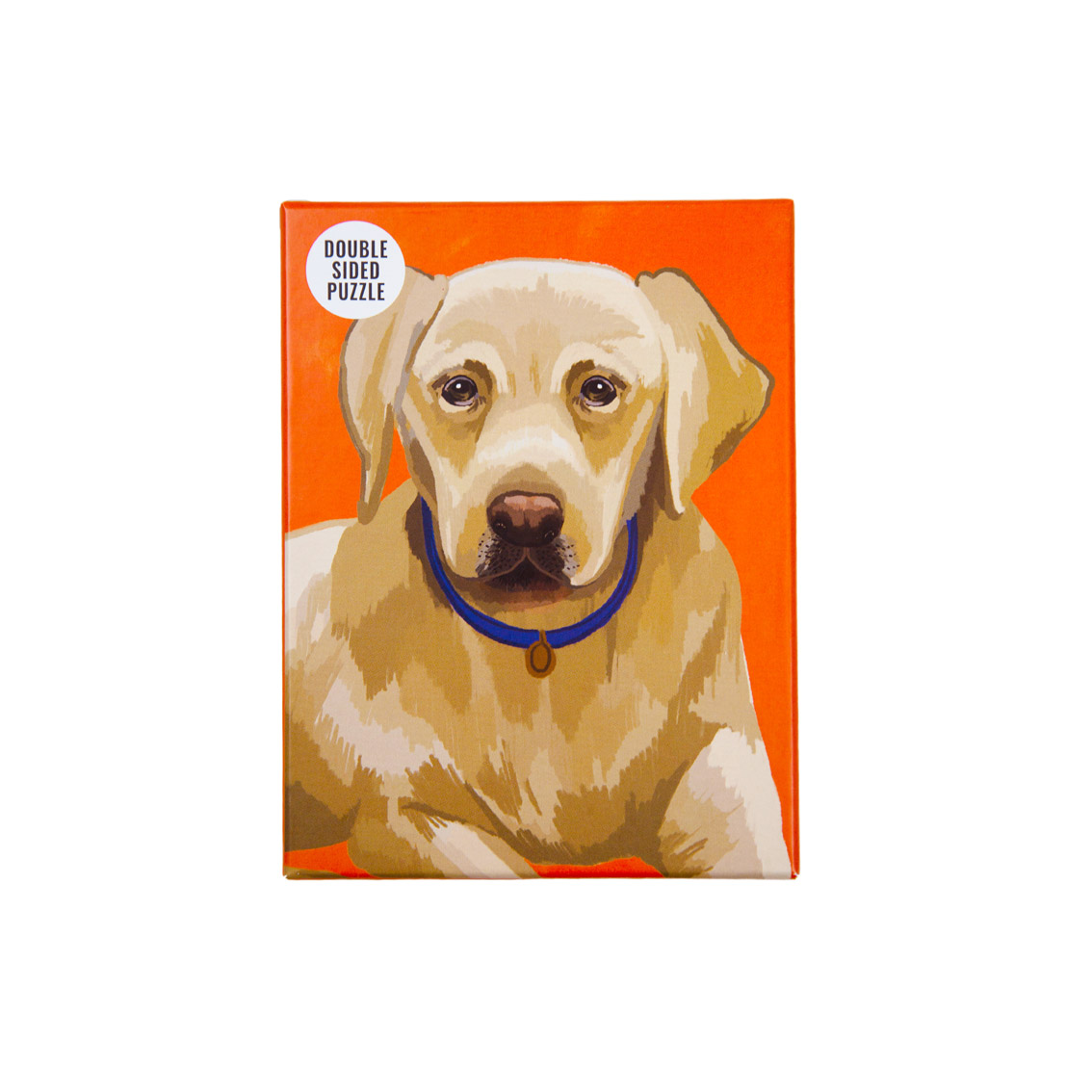 Labrador Double Sided Puzzle