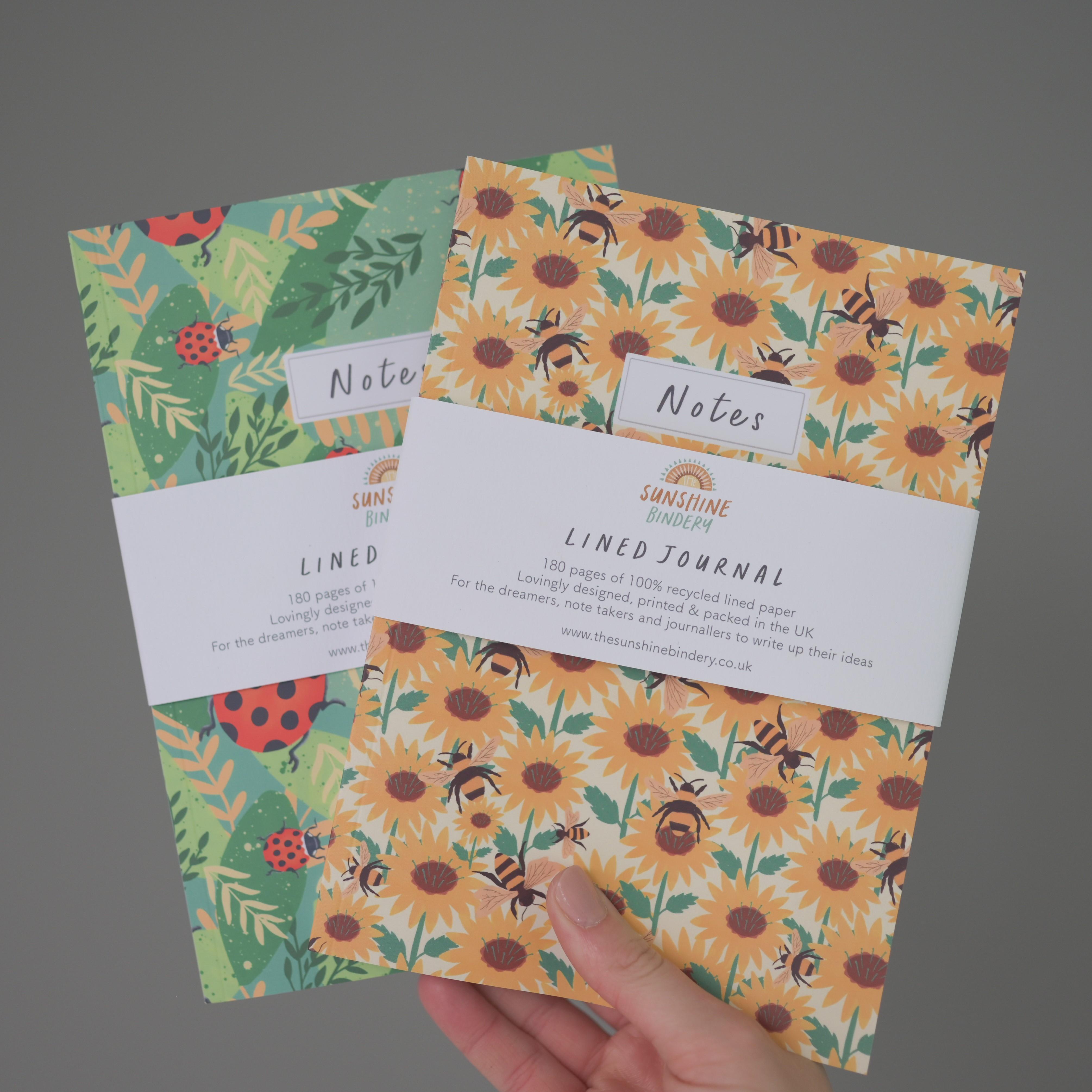 Journal, The Sunshine Bindery