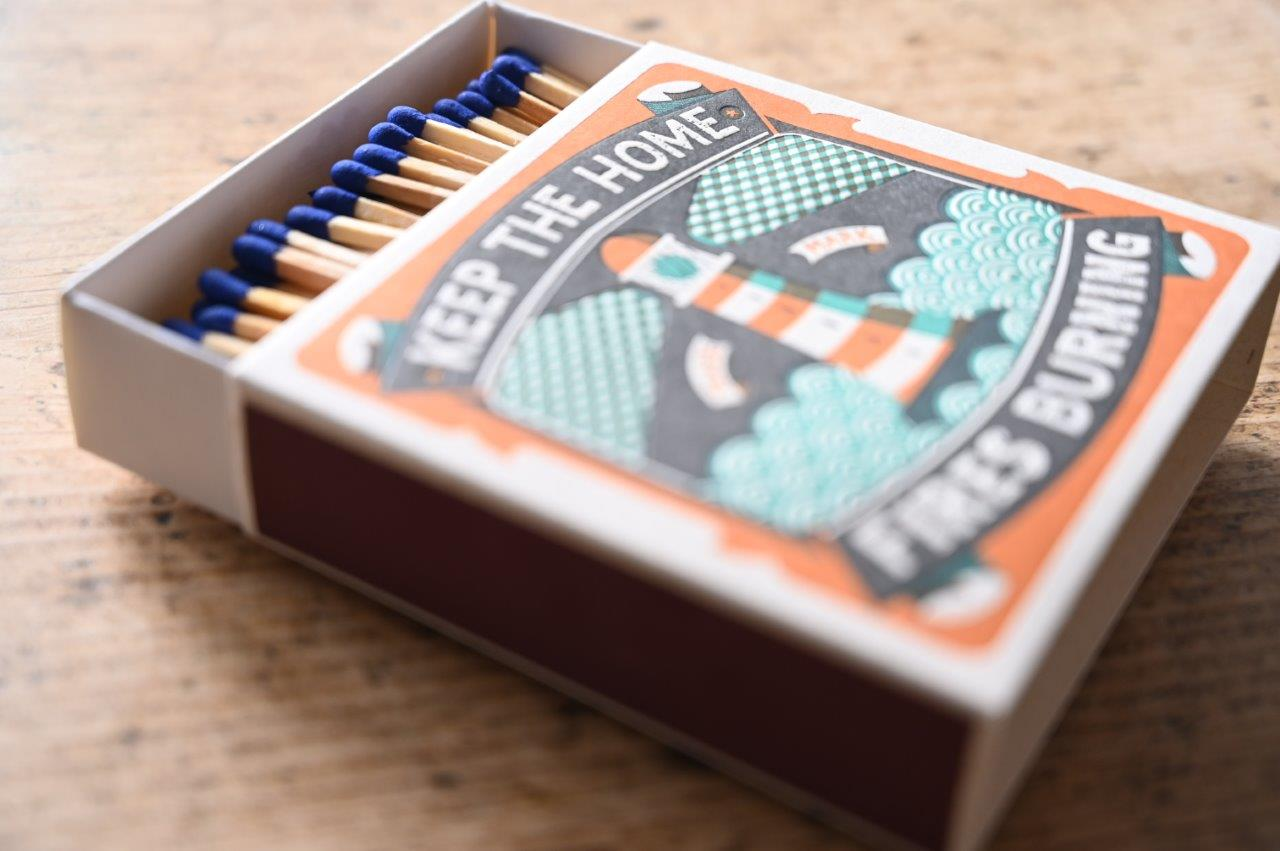 'Home Fires' Luxury Matches
