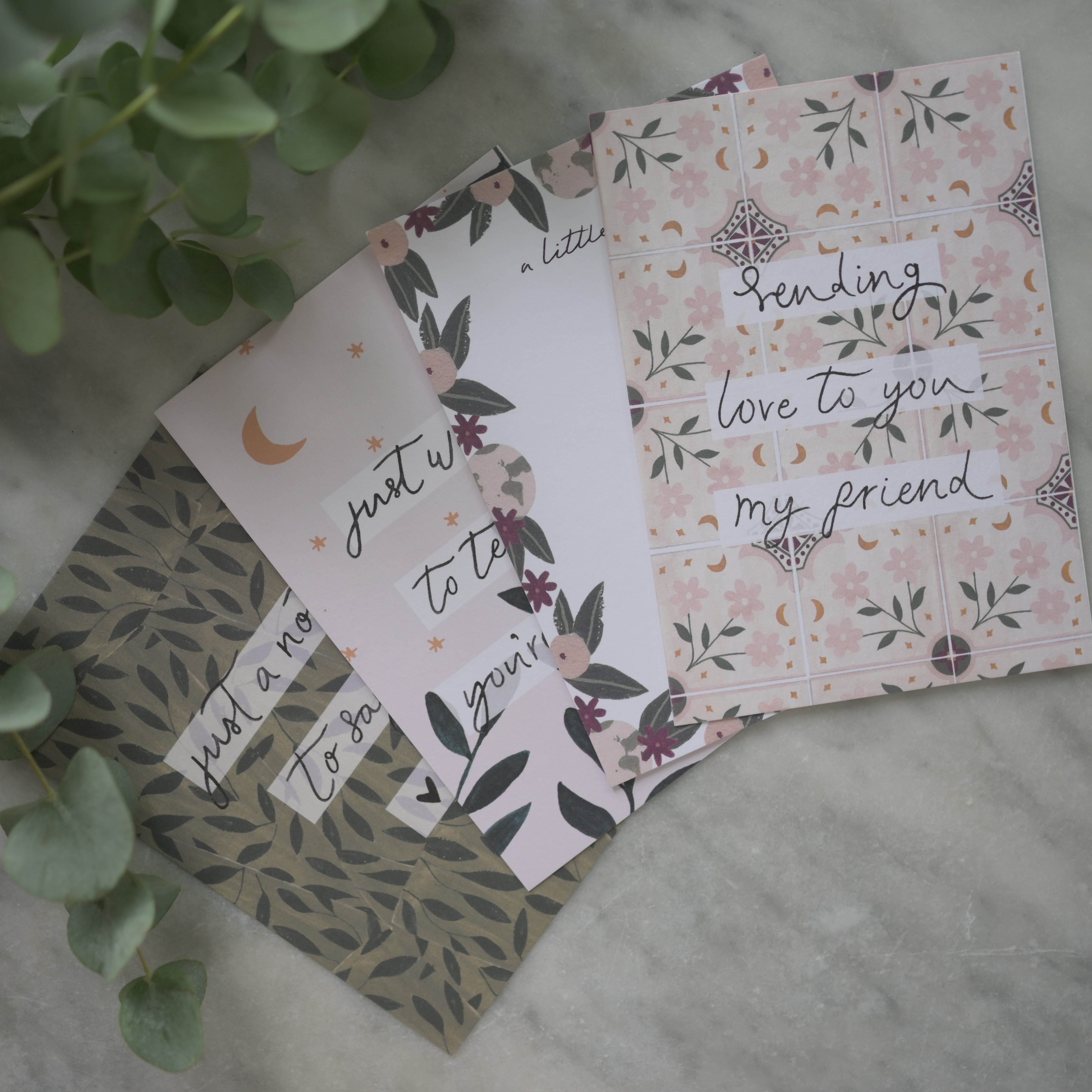 Note card Sets, Hidden Pearl Studio