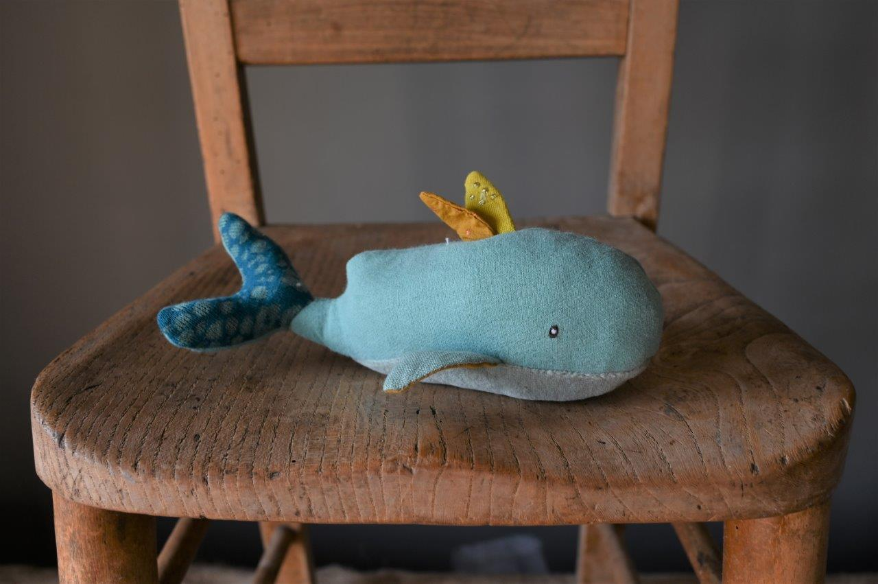 Moulin Roty Whale