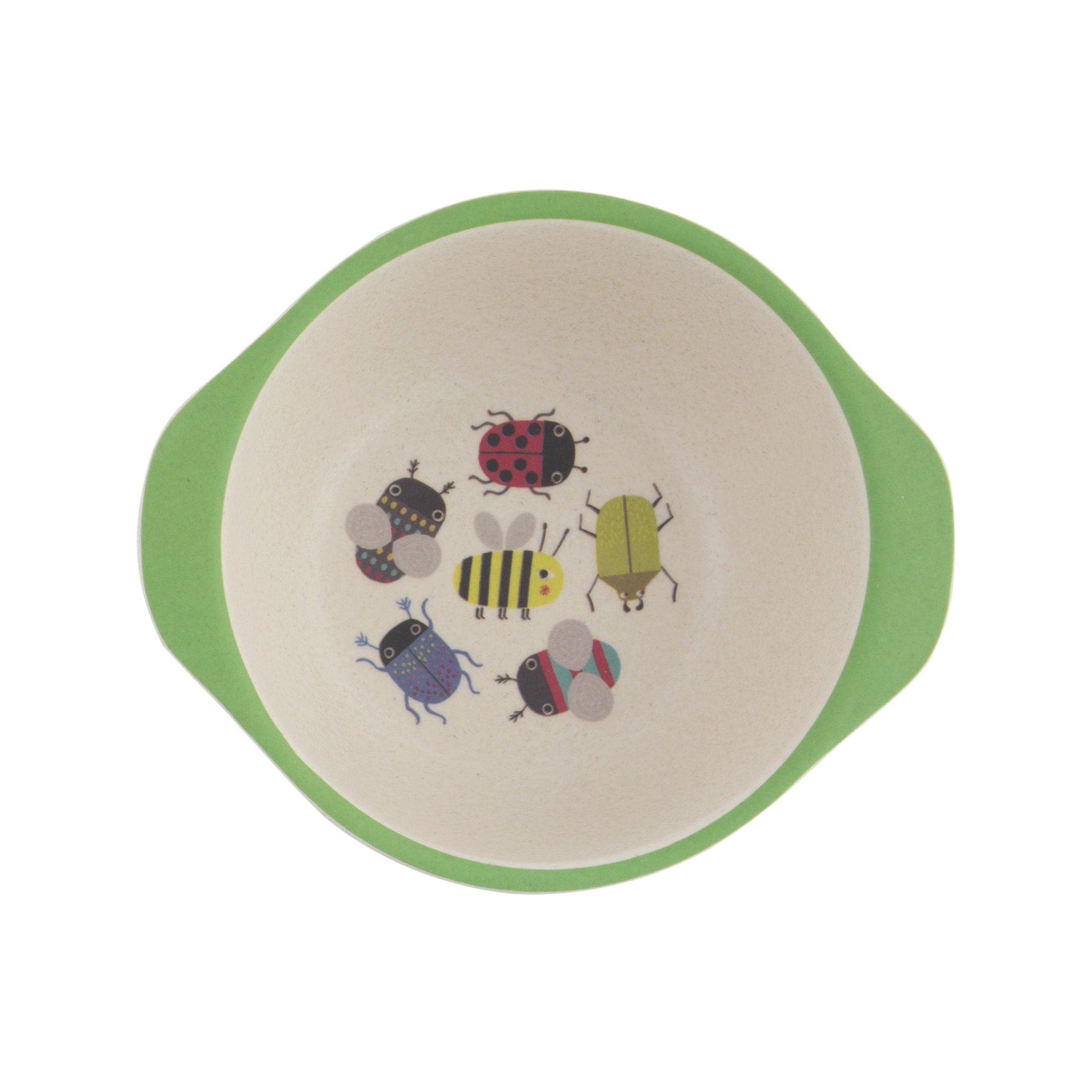 Busy Bugs Bamboo Children's Bowl