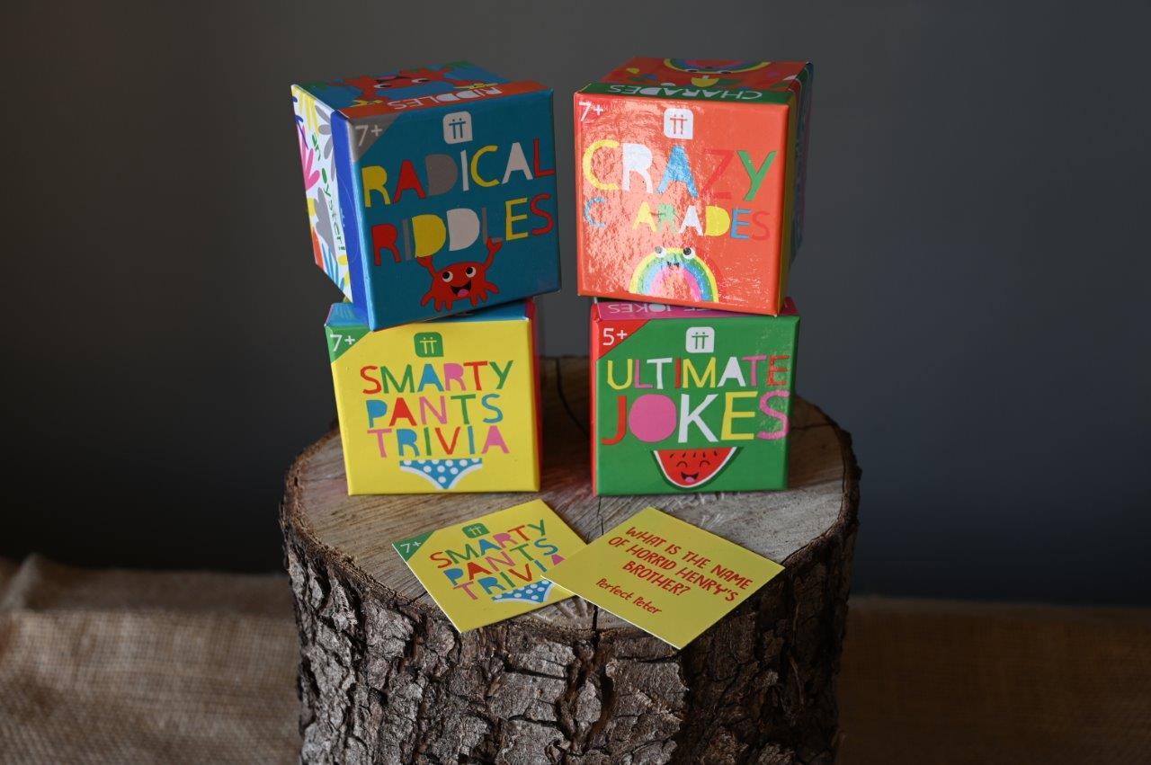 Kid's Trivia Box