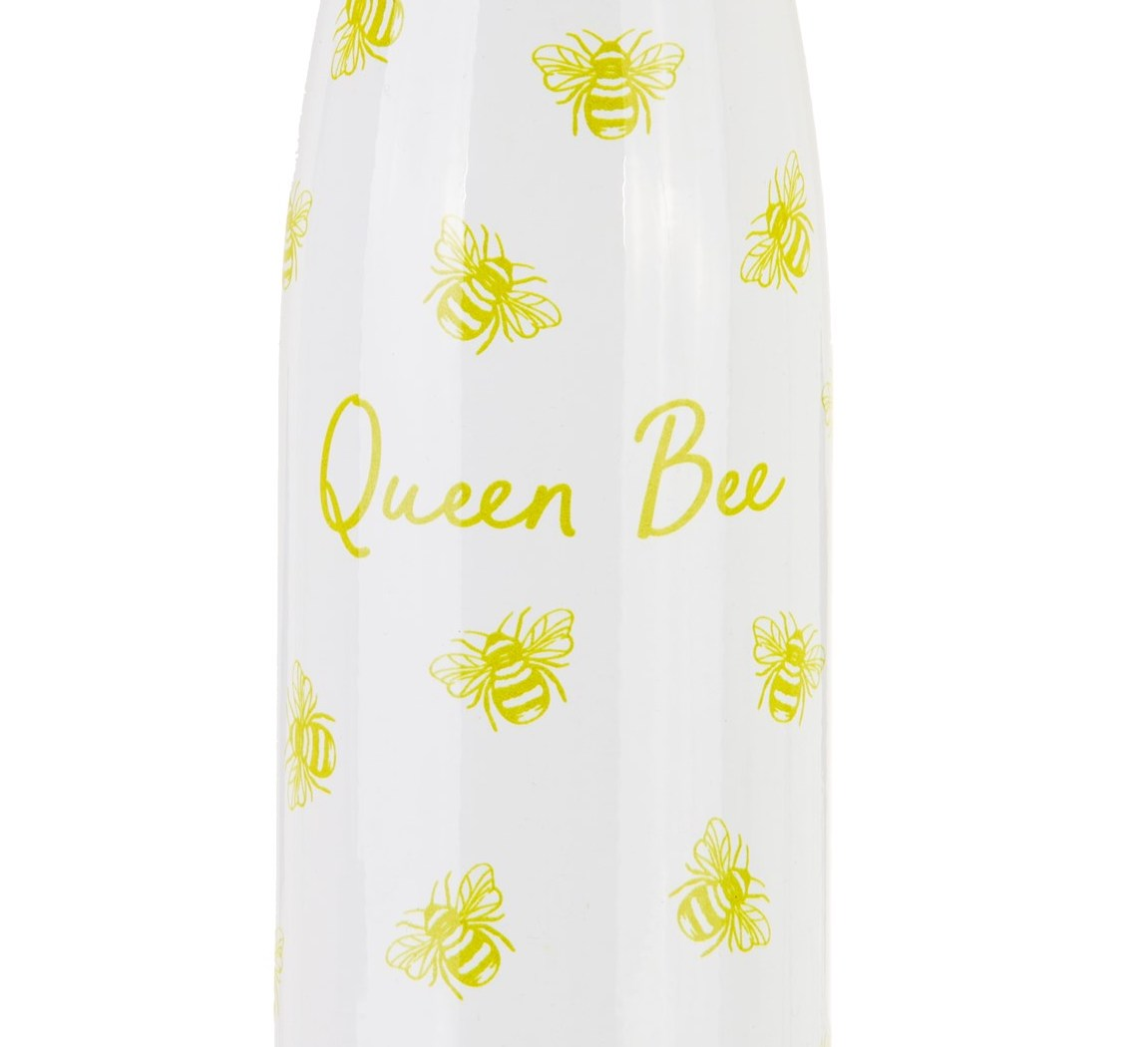 Queen Bee Steel Bottle