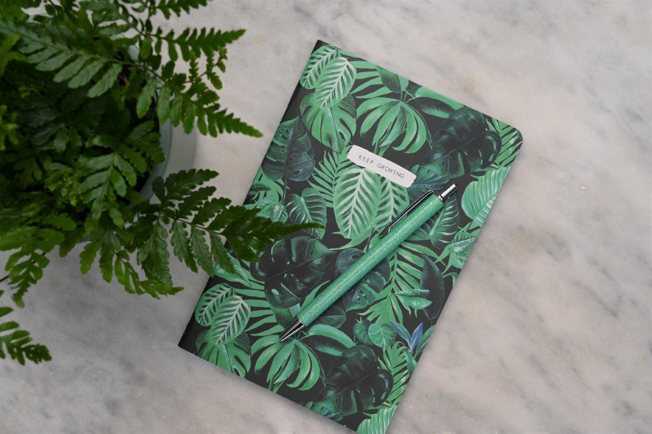 Botanical Jungle Notebook