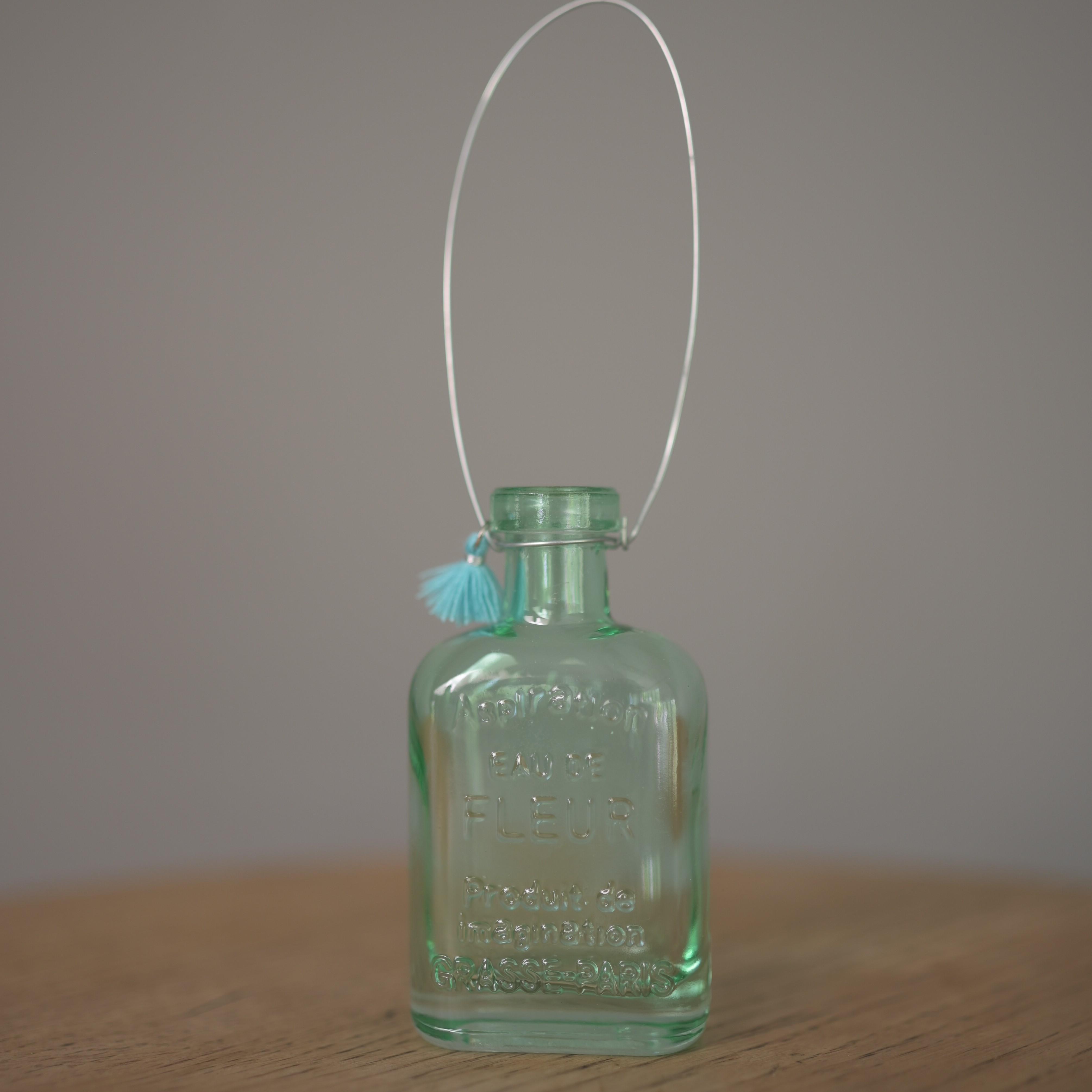 Hanging Mini Bottle Vase