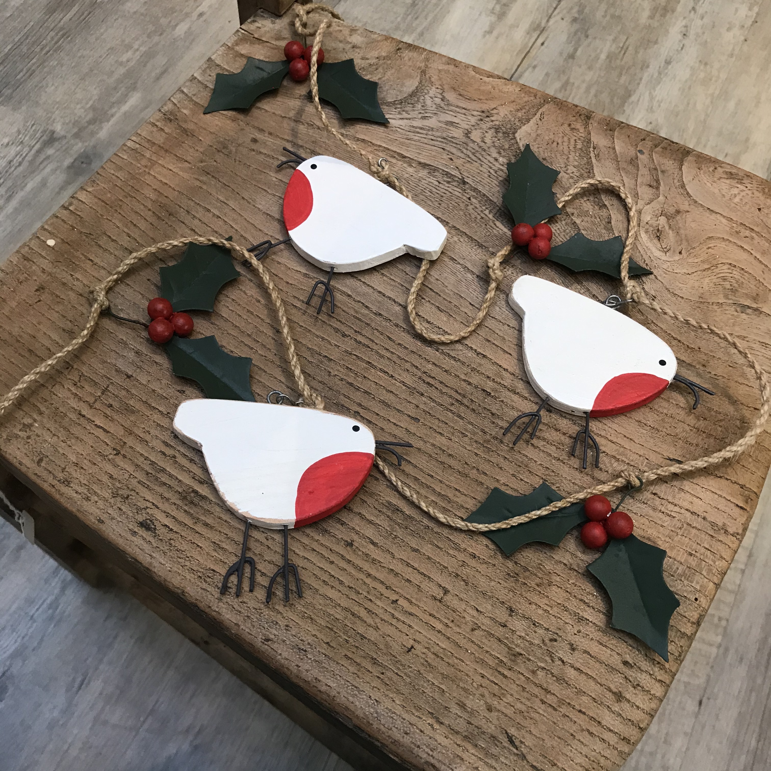 Robin and Holly Garland - was £15.50
