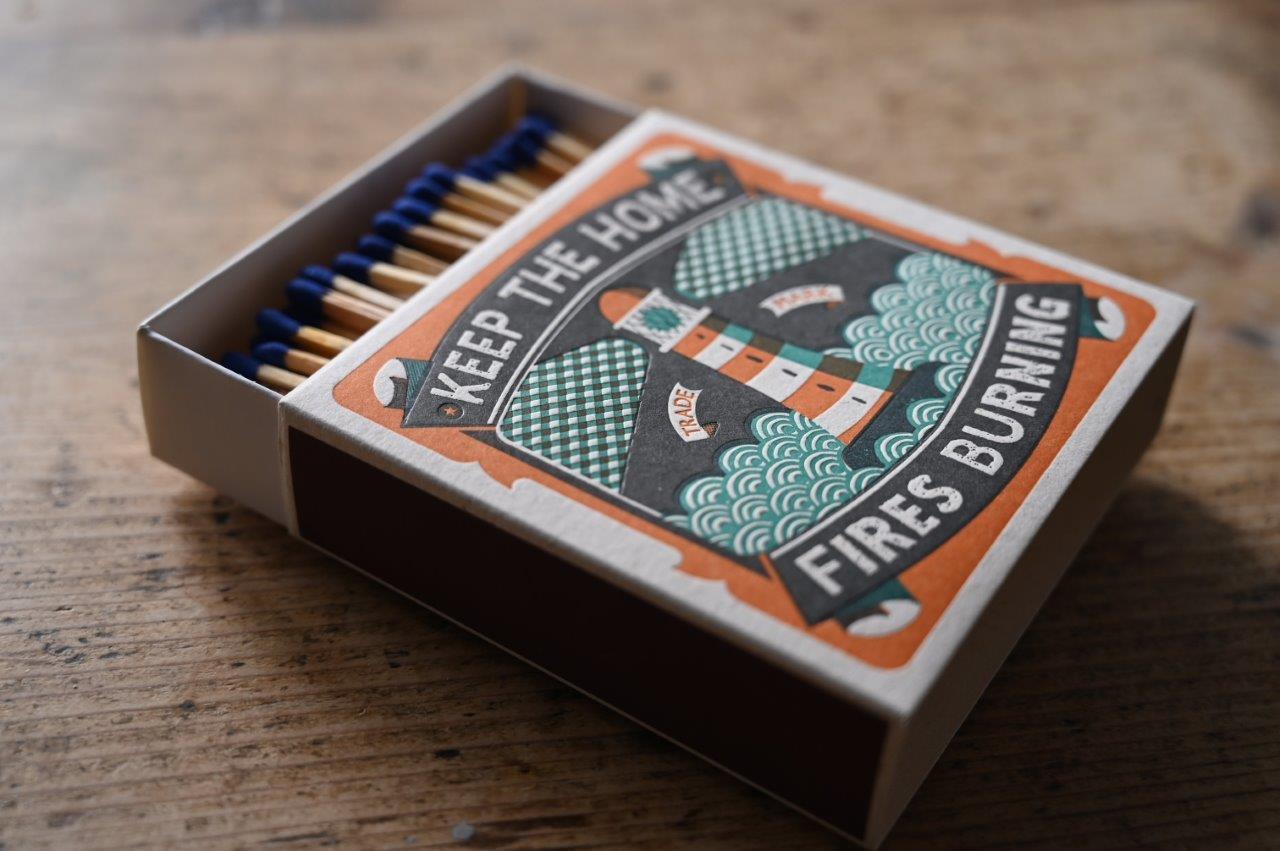 Luxury Box Matches