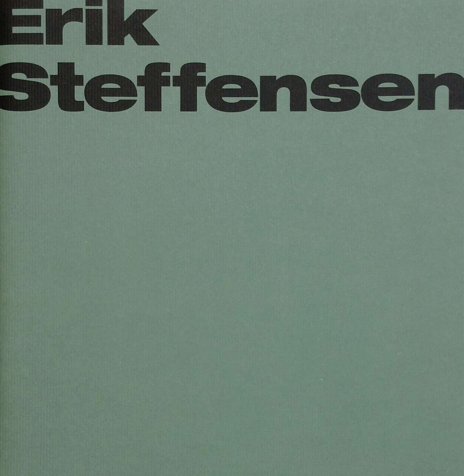 Bjerregaard, Galleri Bo. Erik Steffensen - The Beginner's Mind