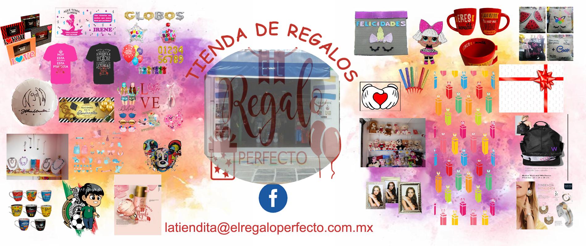 TIENDA DE REGALOS - EL REGALO PERFECTO