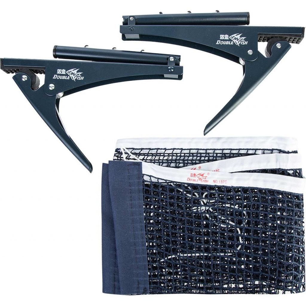 DoubleFish Table Tennis Net w/ Clips