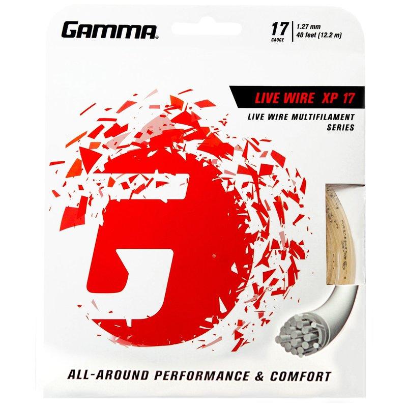 Gamma Live Wire Professional 12,2 m Set 17 tennisjänne