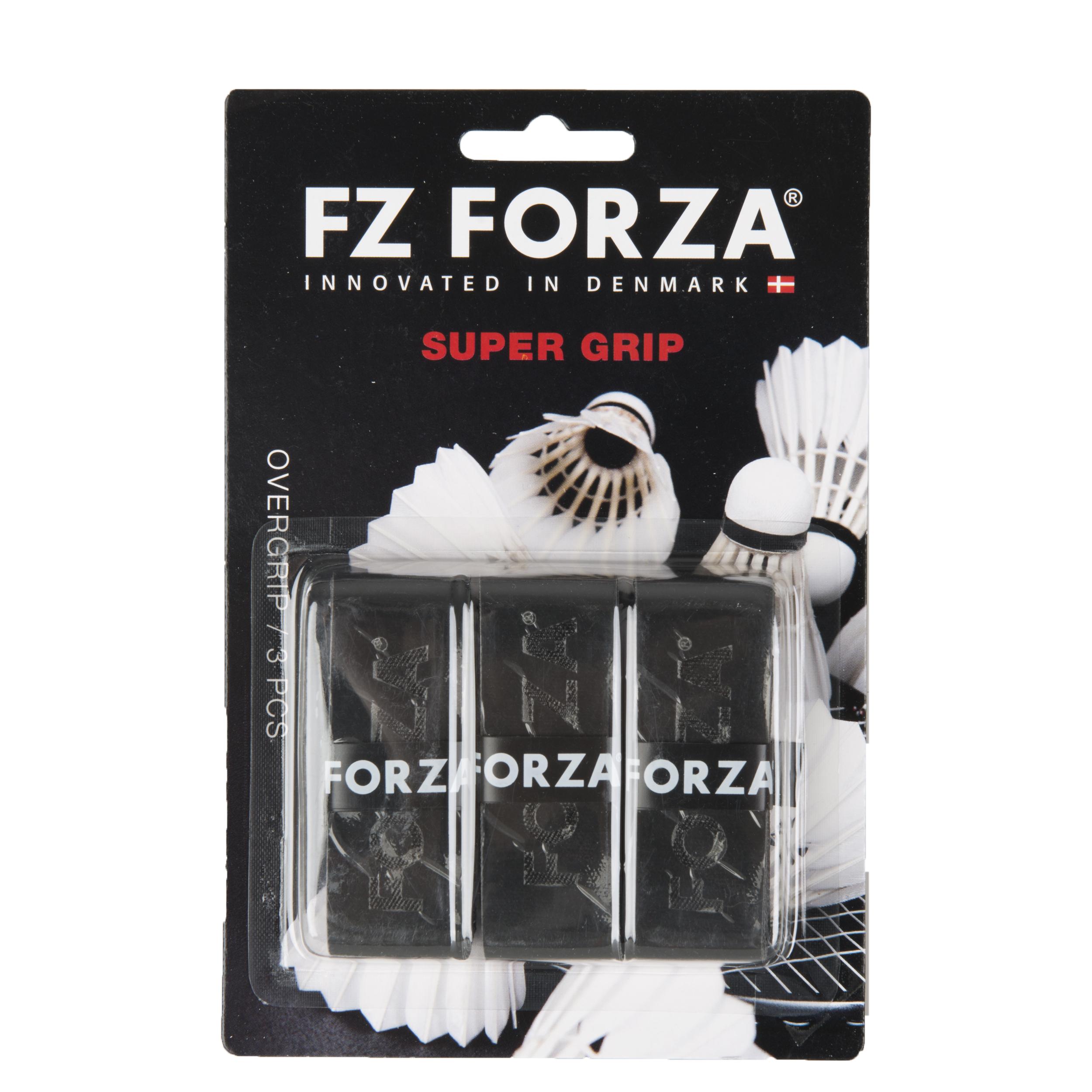 FZ Super Grip 3 pcs card